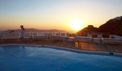 4* Hotel Sun Rocks auf der Insel Santorin • Für Erwachsene ab 18 Jahre!