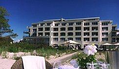 Strandhotel Dünenmeer in Deutschland